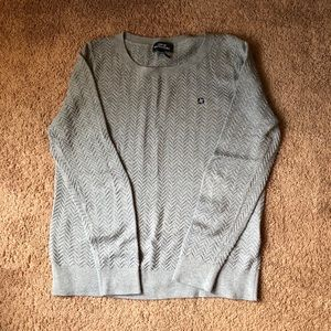 Chase Bank long sleeve sweater